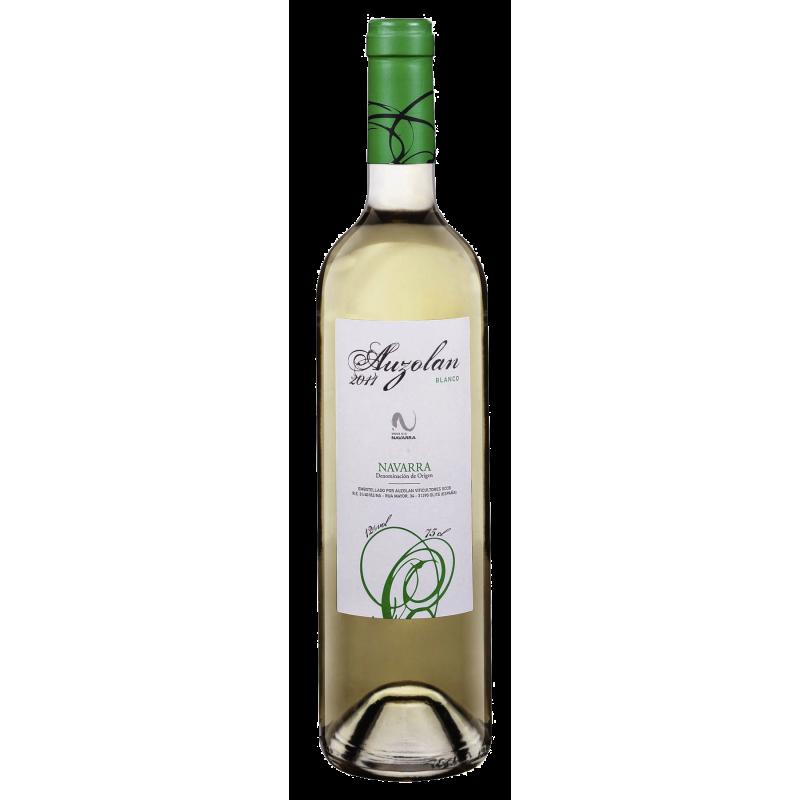 Auzolan Blanco Chardonnay White