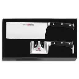 Cooks Knife set 2-piece Classic Ikon Model 1