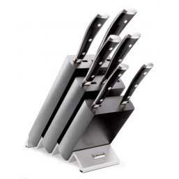 Knife block with 6 Parts Classic Ikon Model 2