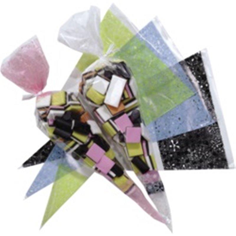 Plastic Pointed bags 250 Gram - Horecavoordeel.com