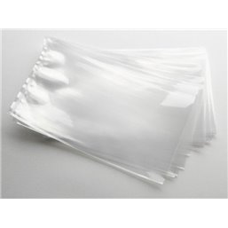 Vacuum Tube Bags 80my 150x200mm - Horecavoordeel.com
