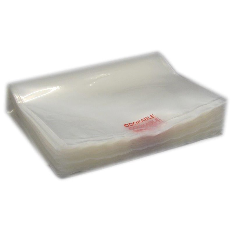 Cooking bags 100my 400x500mm (Small package) - Horecavoordeel.com