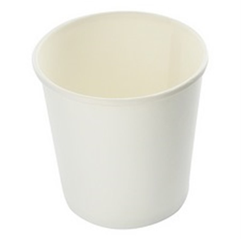 Paper Soup Cup White 800cc-32oz White - Horecavoordeel.com