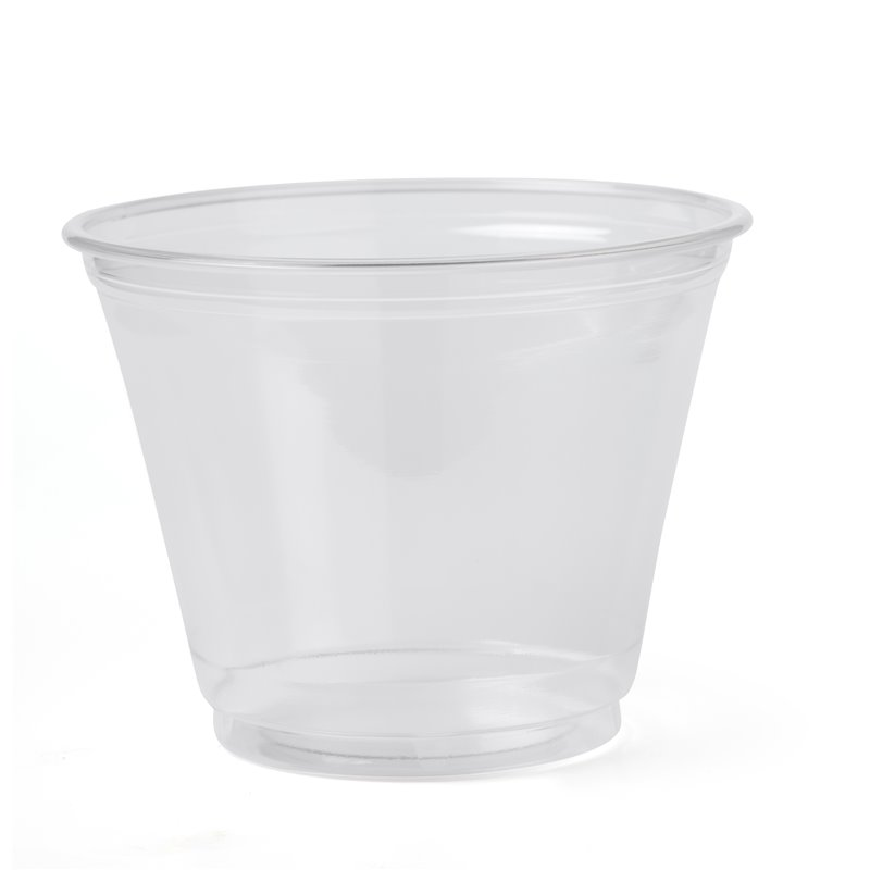 Juice Cup transparent 266cc 95x73mm (Small package) - Horecavoordeel.com