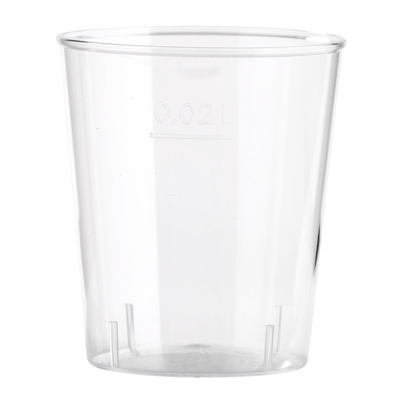Shot glass  20cc M2 (Small package) - Horecavoordeel.com