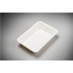 Bami/Nasi Tray White A50-40 750cc 204x144x39mm