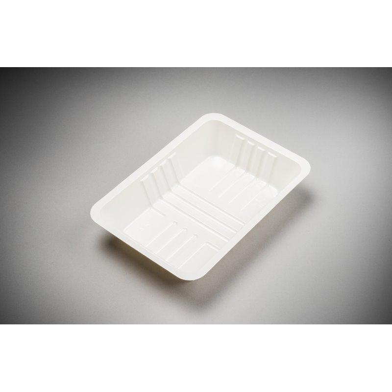 Bami/Nasi Tray White A50-40 750cc 204x144x39mm - Horecavoordeel.com