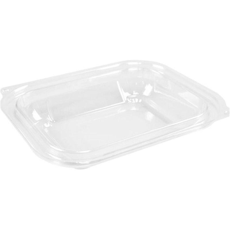Lid for Meal tray Deluxe 375cc - Horecavoordeel.com