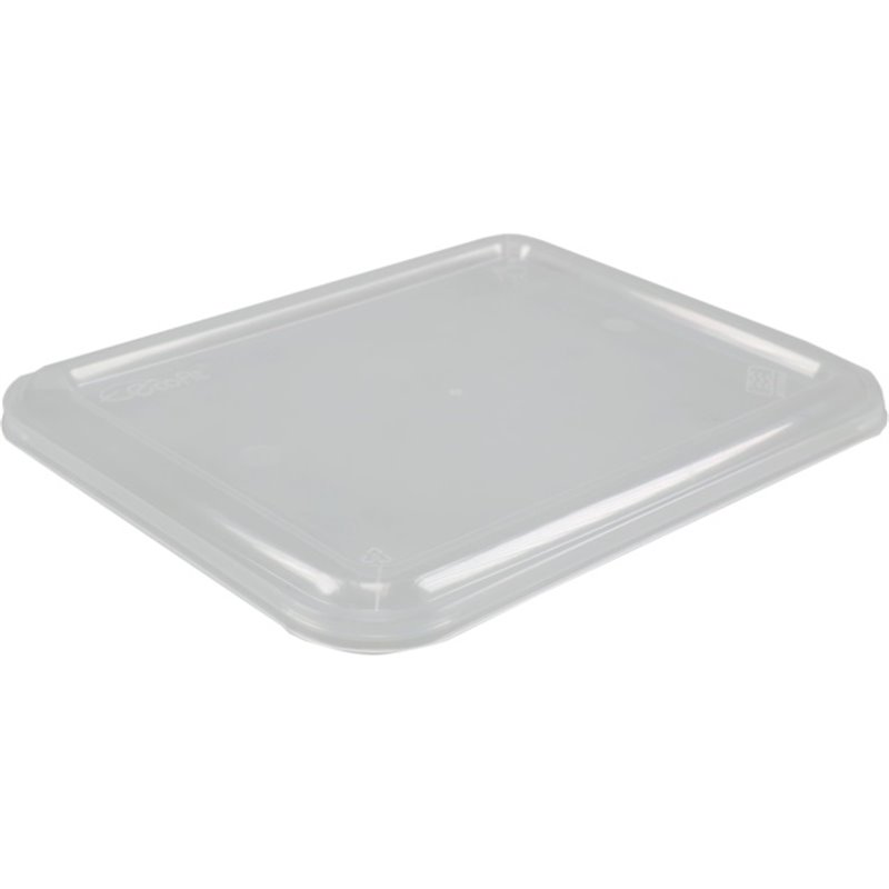 Lid for Meal tray 1150cc 2 compartments - Horecavoordeel.com