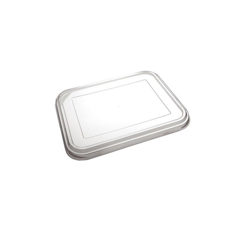 Deksels H320 Serie PP Transparant voor Bakken H320 60mm (Klein-verpakking) Horecavoordeel.com