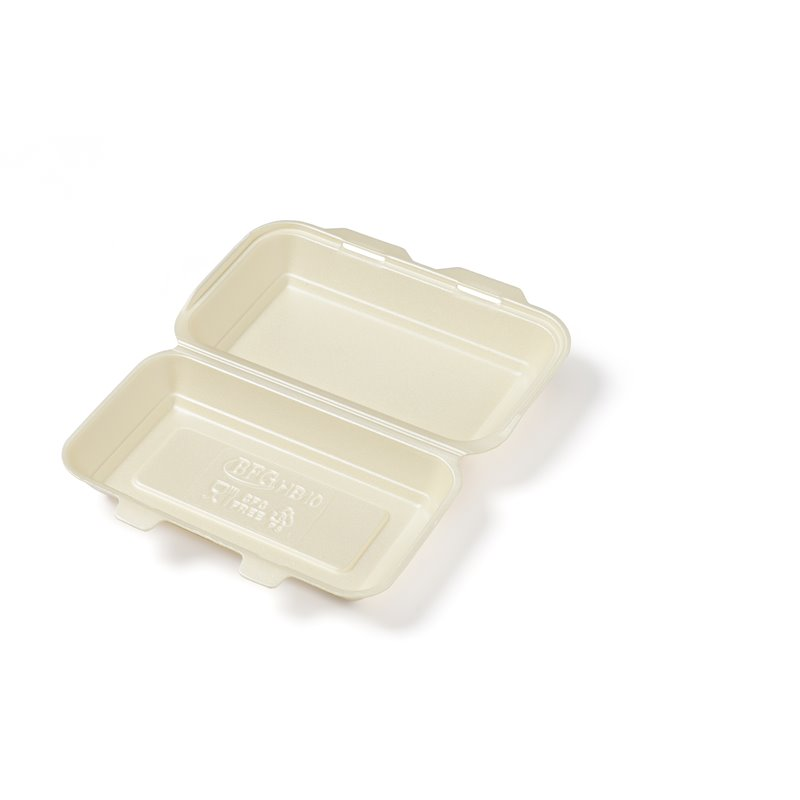 Menu box Beige Sp10 240x155xX70mm (Small package) - Horecavoordeel.com