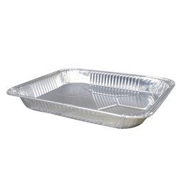 Aluminium tray ½ gastro 38H