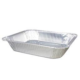 Aluminium tray ½ Gastro 55h