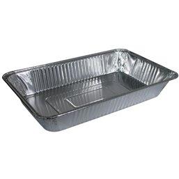 Aluminium tray 1/1 Gastro 80h