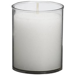 Refills Candles Transparent Bolsius