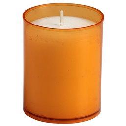 Refills Candles Orange Bolsius