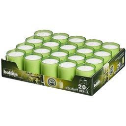 Refills Kaarsen Lime Bolsius
