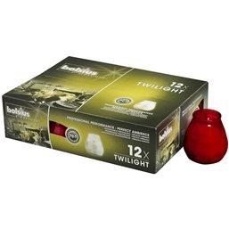 Twilight Red Bolsius 104x99mm