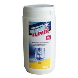 Coffee machine cleaner powder with descaler C&c Pro35