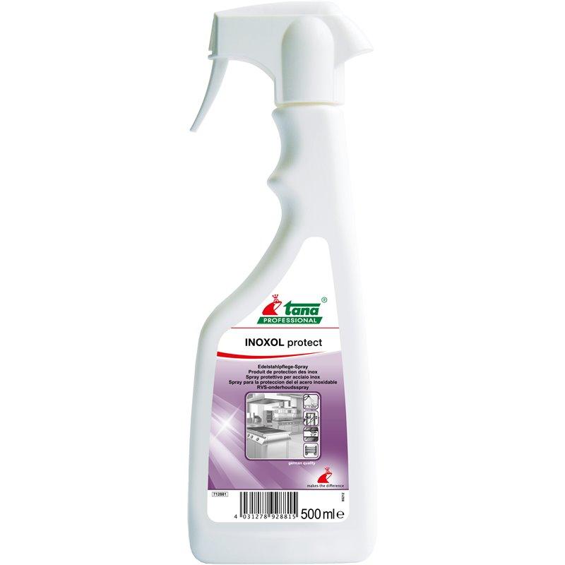 Tana Inoxol Stainless steel Maintenance Spray Bottle (Small package) - Horecavoordeel.com