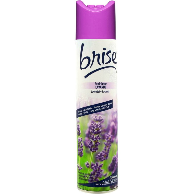 Air freshener Brise Toilet spray Lavendel Spray can - Horecavoordeel.com