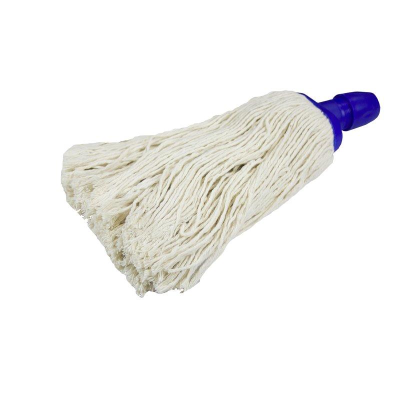 "Mop Spanish 250 Gram ""a Quality"" Blue Cap - Horecavoordeel.com"