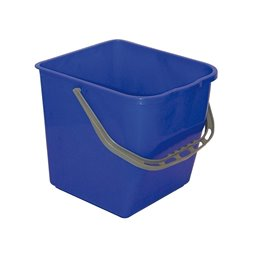 Bucket Filmmop 25 Liter Blue