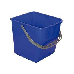 Emmer Film mop 25 Liter Blauw