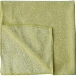Micrwithibre cloth Yellow 40x40cm Eco 62 - Horecavoordeel.com