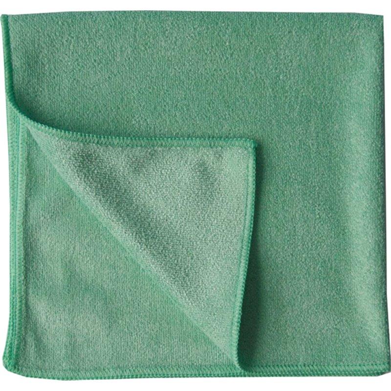 Micrwithibre cloth Green 40x40cm Eco 62 - Horecavoordeel.com