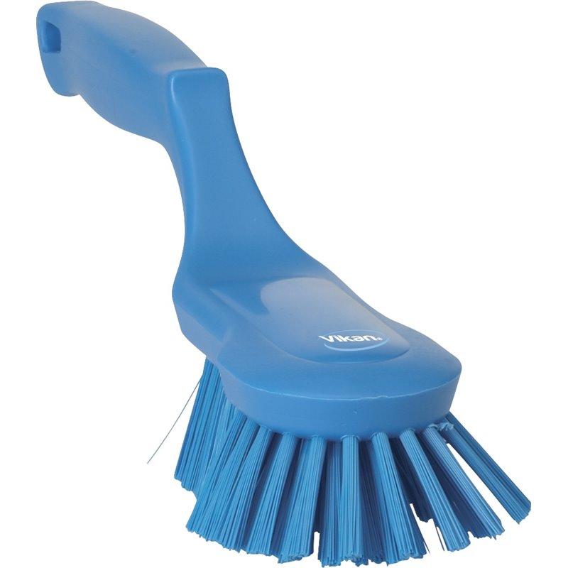 Hand brush Hard Blue Vikan  - Horecavoordeel.com