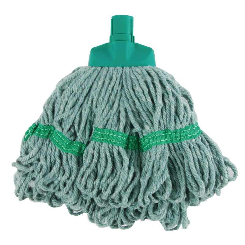 Kentucky Mop Vikan 450g Green - Horecavoordeel.com