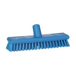 Floor Brush Hard Blue Vikan 65x275mm