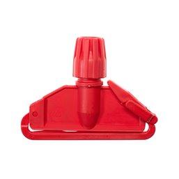 Mop clamp Clip Vikan Red for Kentucky Mop - Horecavoordeel.com