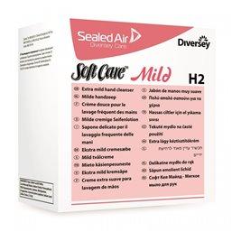 Handzeep Softcare Mild H2 (Klein-verpakking) Horecavoordeel.com