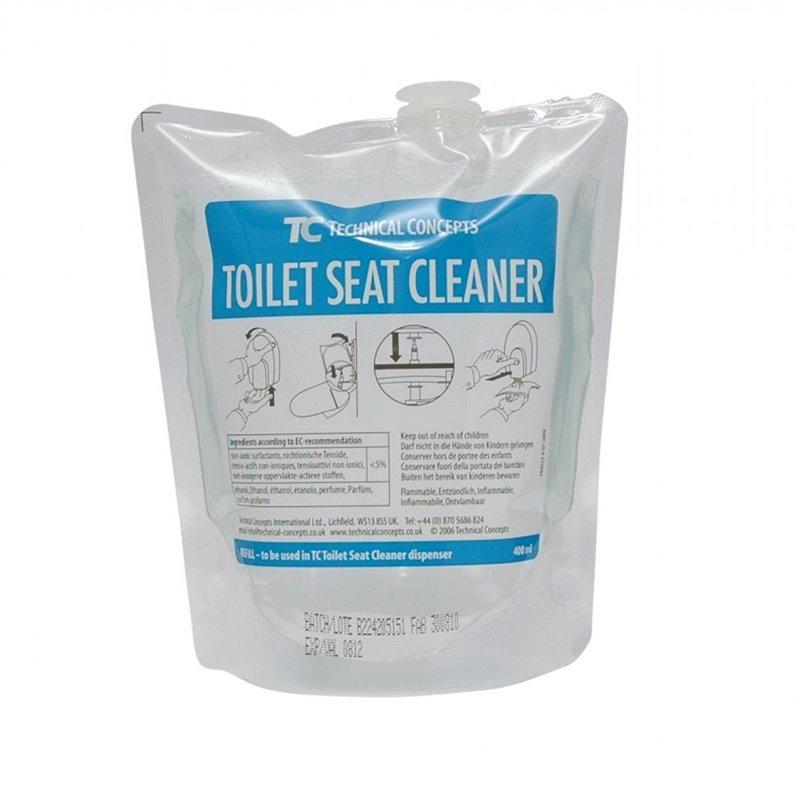 Toilet seat cleaner Euro (Small package) - Horecavoordeel.com
