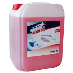 Sanitair reiniger Fresh Pro80