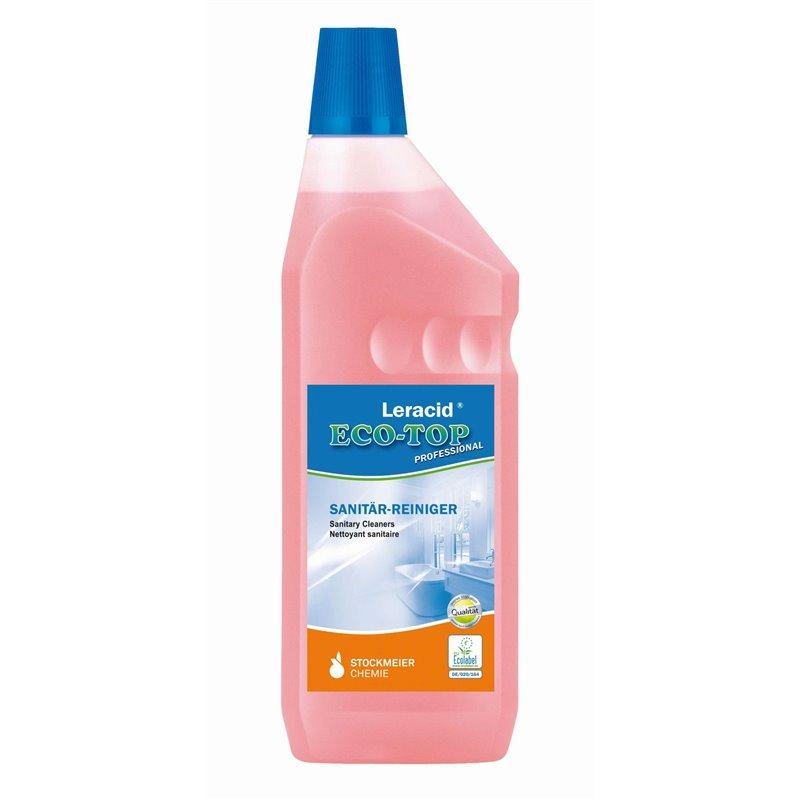 Sanitair reiniger Leracid Eco-top (Klein-verpakking) Horecavoordeel.com
