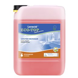 Sanitair reiniger Leracid Eco-top (Jerrycan)