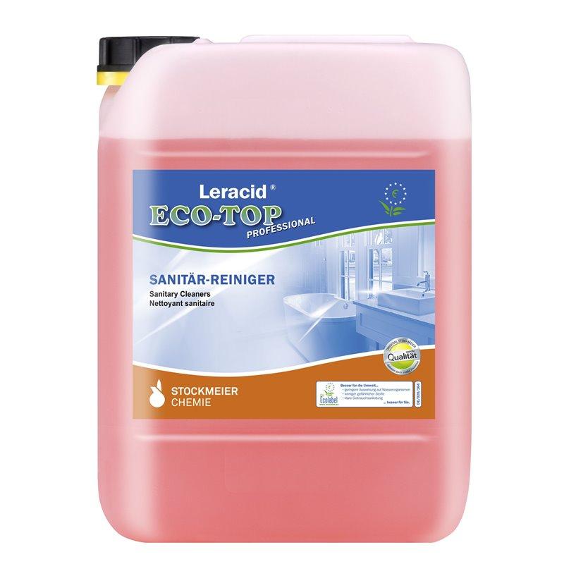 Sanitair reiniger Leracid Eco-top (Jerrycan) Horecavoordeel.com
