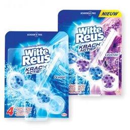 Toilet block White Giant Various scents