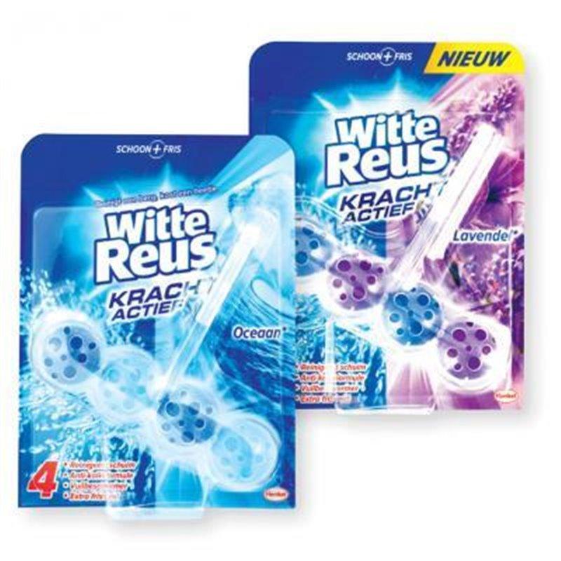 Toilet block White Giant Various scents - Horecavoordeel.com