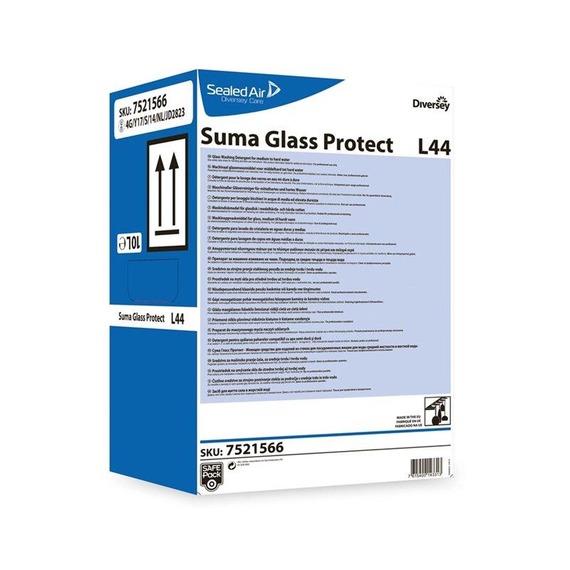 Glazenreiniger Suma Glazen Protect L44 Safe pack Horecavoordeel.com
