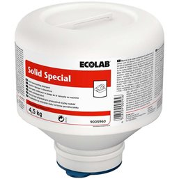 Dishwashing liquid Ecolab Solid Special - Horecavoordeel.com