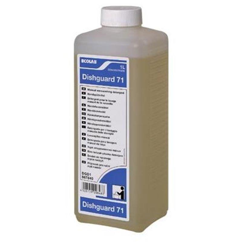 Ecolab Dish guard 71 Geconcentreerd (Klein-verpakking) Horecavoordeel.com