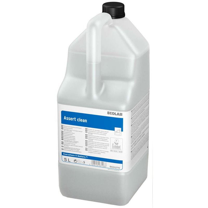 Ecolab Assert Clean Ecological Dishwashing liquid - Horecavoordeel.com