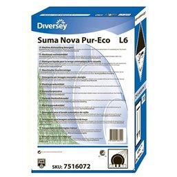 Vaatwasmiddel Chloorvrij Suma Nova Pur Eco L6 Safepack Horecavoordeel.com
