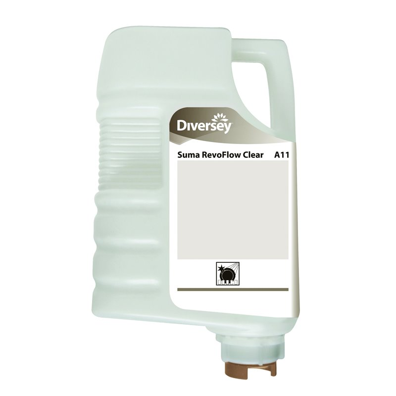 Rinse aid Suma Revwithlow Clear A11 (Small package) - Horecavoordeel.com
