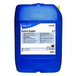 Vaatwasmiddel Zacht-middel Hard Water Suma Super L1  Horecavoordeel.com