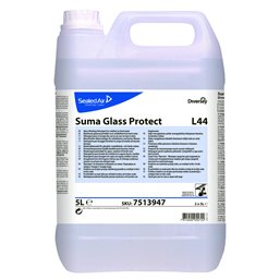 Glass cleaner Suma Glass Protect L44 (Small package) - Horecavoordeel.com